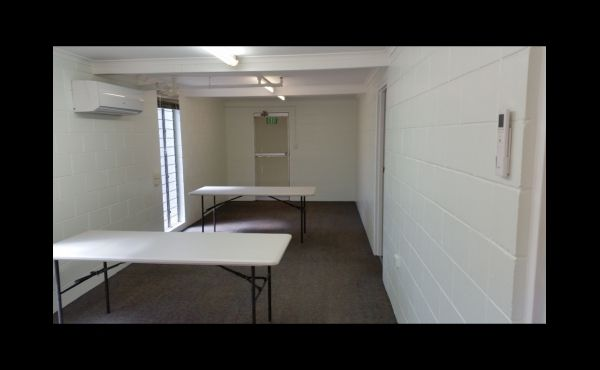 Training Room - This room could be converted into two large offices or one office and a conference room